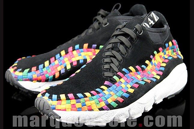 Nike Footscape Woven Chukka Rainbow 1 1
