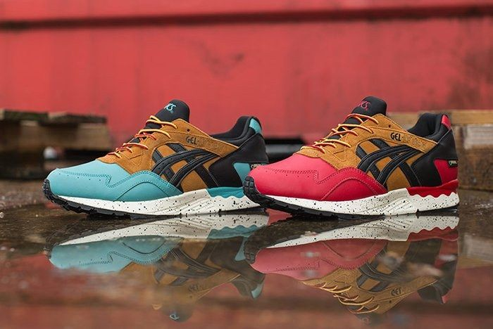 Asics Gel Lyte V Gore Tex Pack2