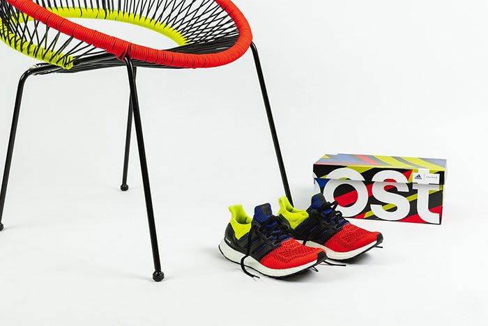 Packer Shoes Adidas Ultraboost Three Quarter Angle Shot