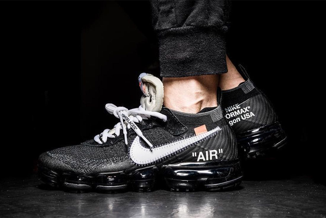 Nike Air Vapormax Off White 1