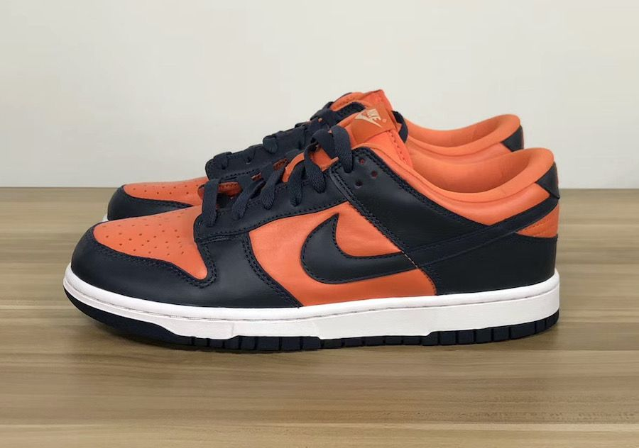 Nike Dunk Low Champ Colors Right