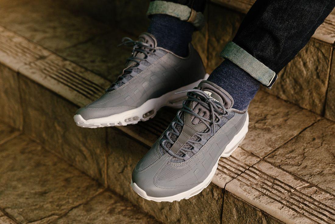 Nike Air Max 95 Cool Grey White2