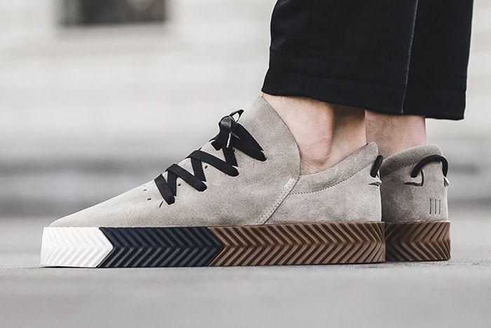 Alexander Wang X Adidas Skate Sand Feature