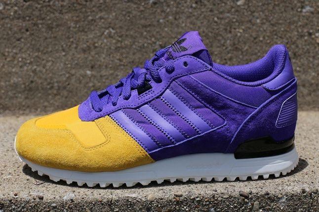 Adidas Zx700 Purple Yellow Profile 1