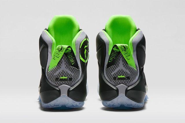 Nike Lebron 12 Dunk Force 5