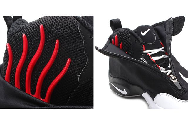Nike Air Zoom Flight The Glove Sp Black White 4
