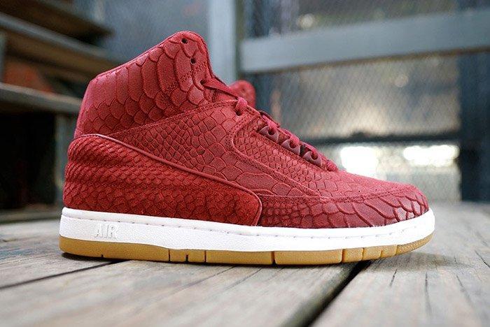 Nike Air Python Red Snakeskin 1