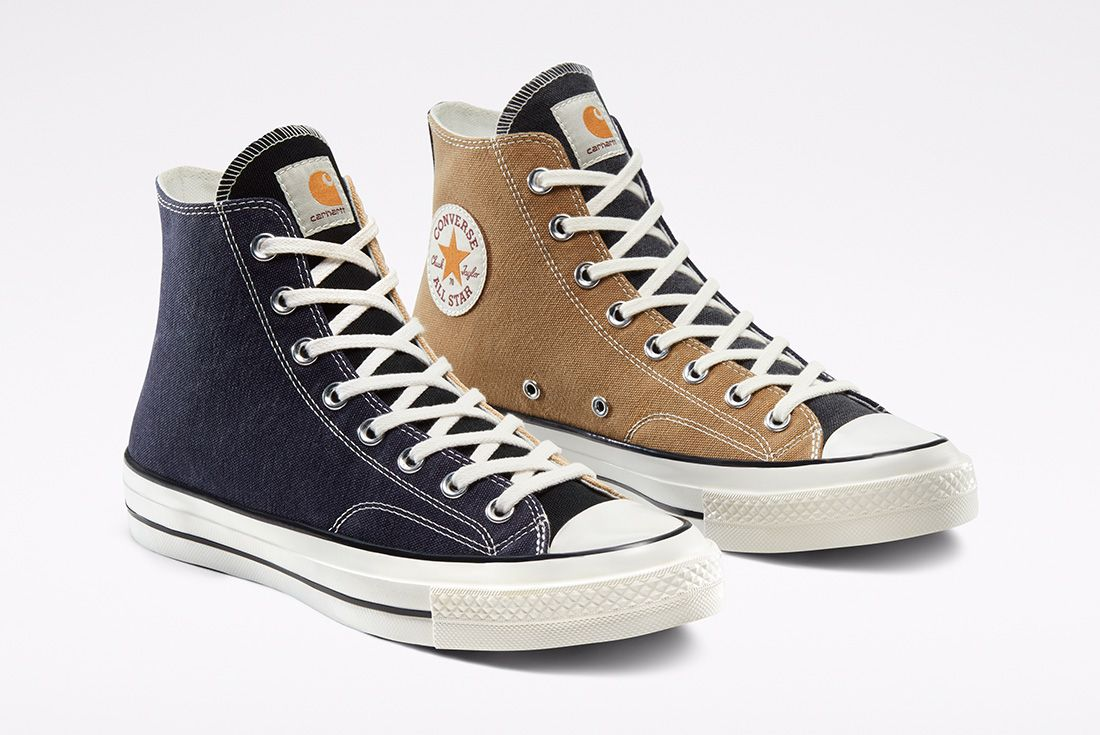 Carhartt WIP and Converse to Expand