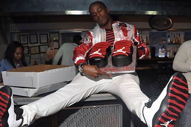 Sneaker Freaker Sneaker Cakes Air Jordan 10 1
