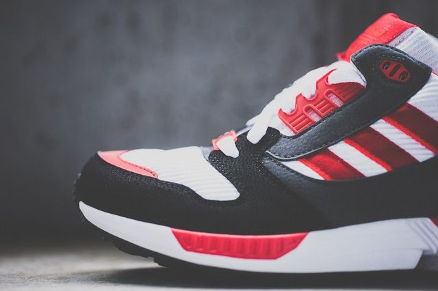 Adidas Zx 8000 Red White 5