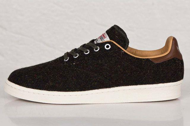 Adidas 84 Lab X Mark Mcnairy Harris Tweed 5