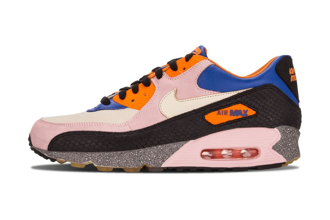 Nike Air Max 90 Mowabb King Of The Mountain 315728 611 Lateral