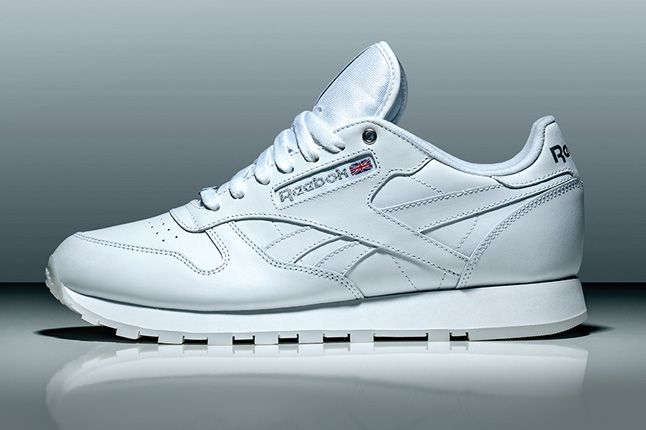 Reebok Classics White Collection Classic Leather 1