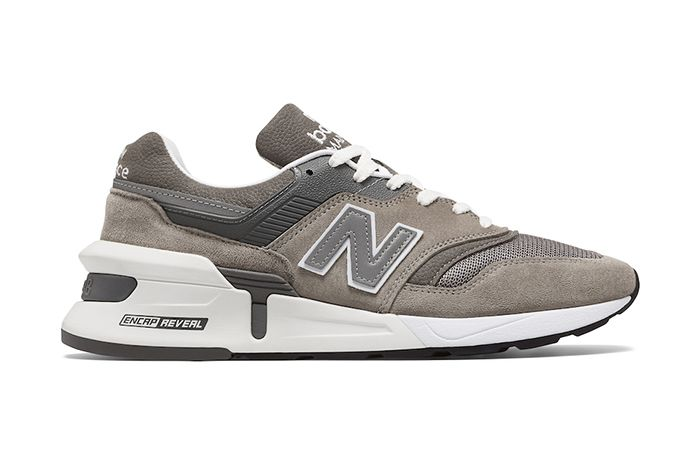 New Balance 997S M997Sgr Grey Release Date Lateral