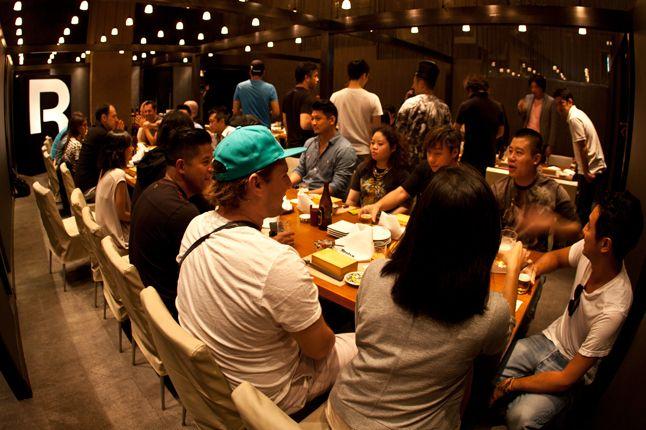 Reebok Media Dinner 1 1