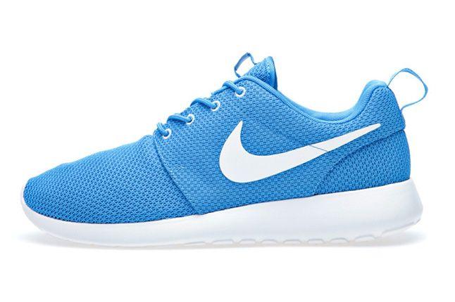 Nike Roshe Run Blue Hero 1