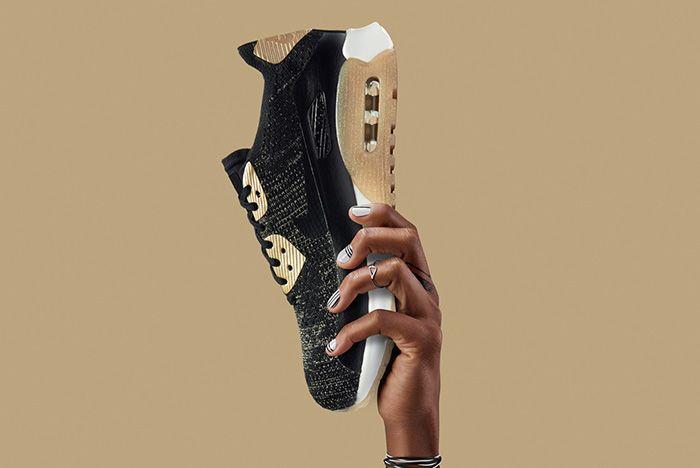 Nike Air Max Flyknit Metallic Pack 14