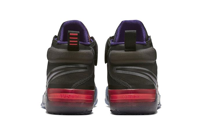 Nike Kobe Ad Nxt Fast Fit Black Official Release Date Heel