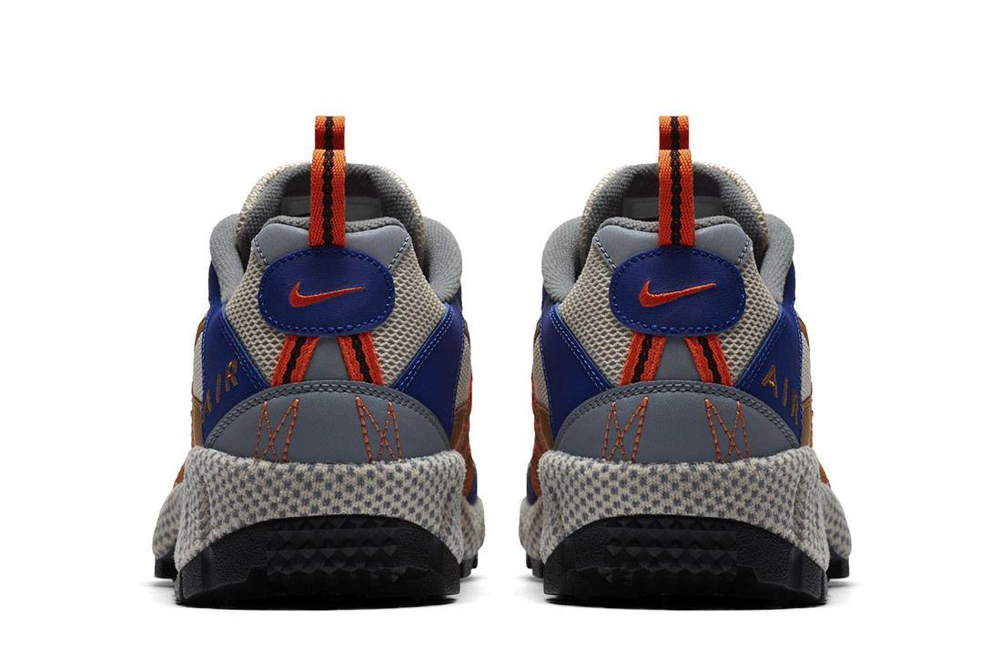 Nike Air Humara Red Blue Brown 3