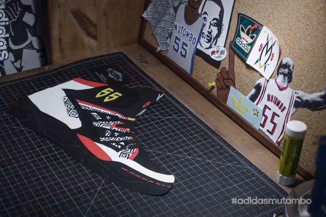 Adidas Originals House Of Mutombo Teaser 4