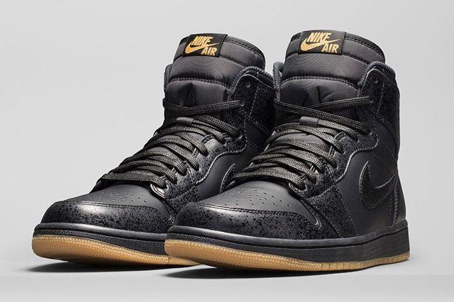 Air Jordan 1 High Black Gum Bump 4