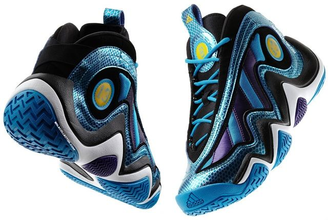 Adidas Eqt Elevation Draft Day Hornets Rotated 1