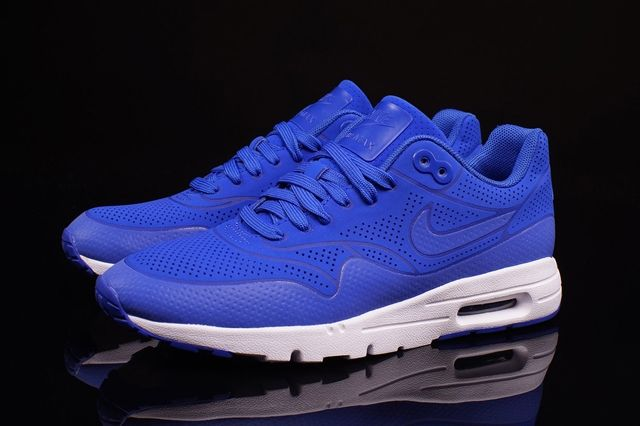 Nike Wmns Air Max 1 Ultra Moire Royal Blue 1