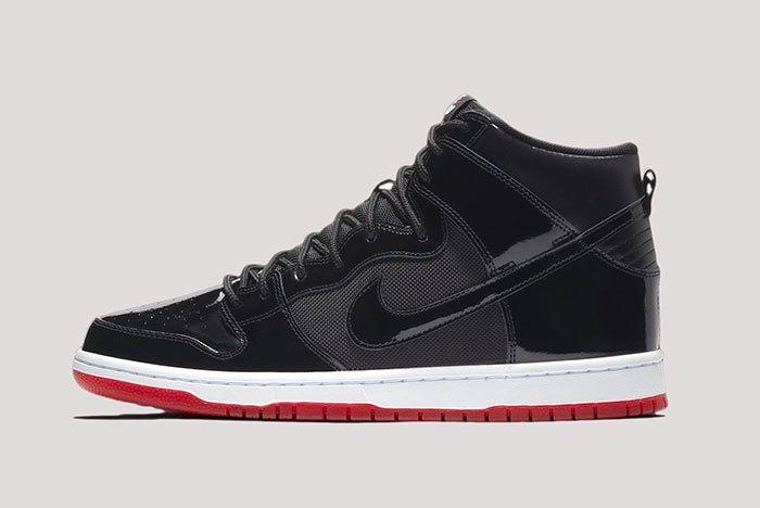Nike Sb Dunk High Bred 1 Sneaker Freaker