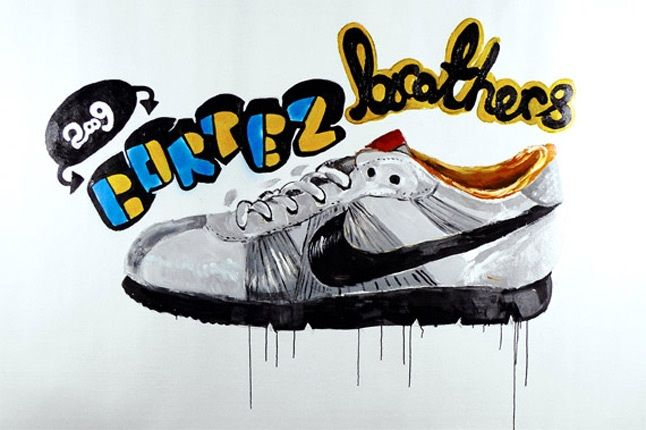 Wk X Nike Sportswear Evolution Of The Cortez 2 1