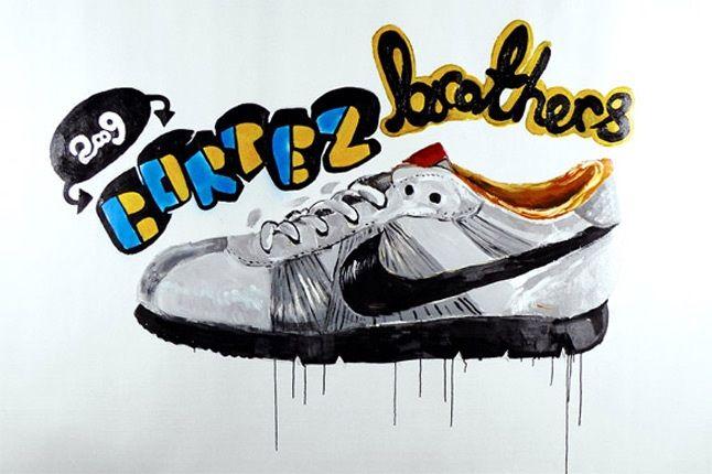 Wk X Nike Sportswear Evolution Of The Cortez 2 1