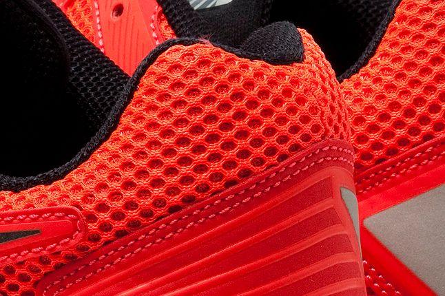 Heel Lining Nike Structure16 Shield Crimson 1