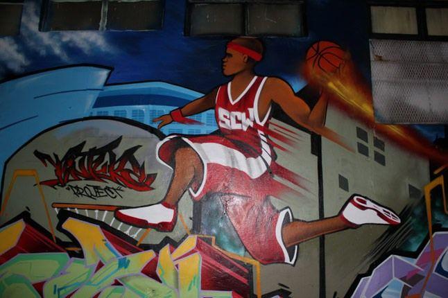 Art Of Basketball 32 1