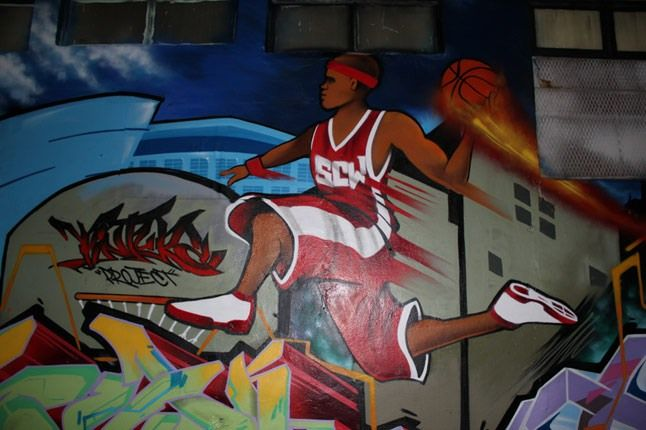 Art Of Basketball 32 1