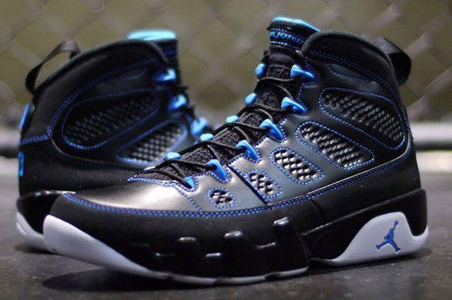 Air Jordan 9 Photo Blue 1