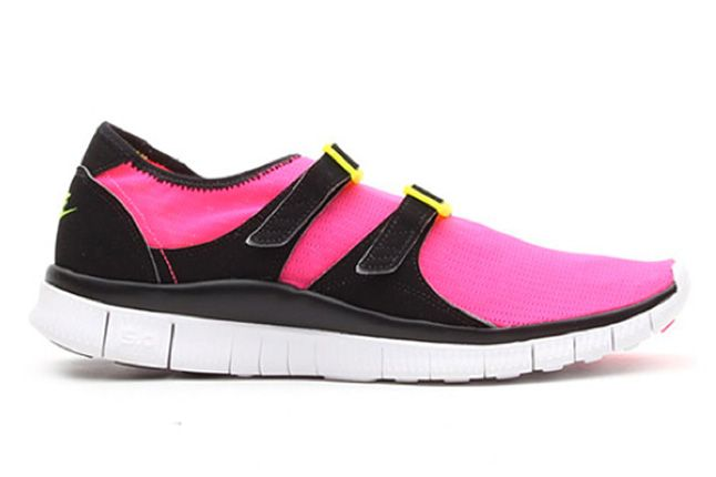 Nike Free Sock Racer Candy Pack Flash Pink Side 1