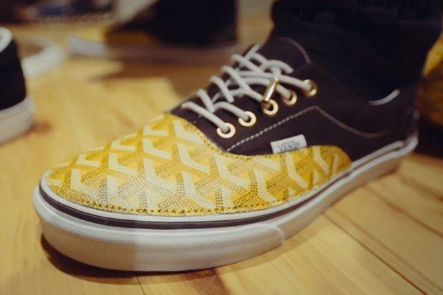 6 Kicks Ben Baller Vans