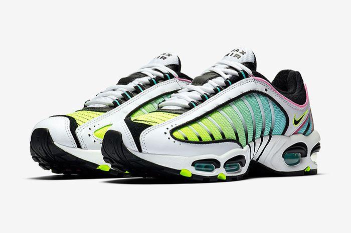 Nike Air Max Tailwind 4 Aurora Green Aq2567 103 Release Date Pair