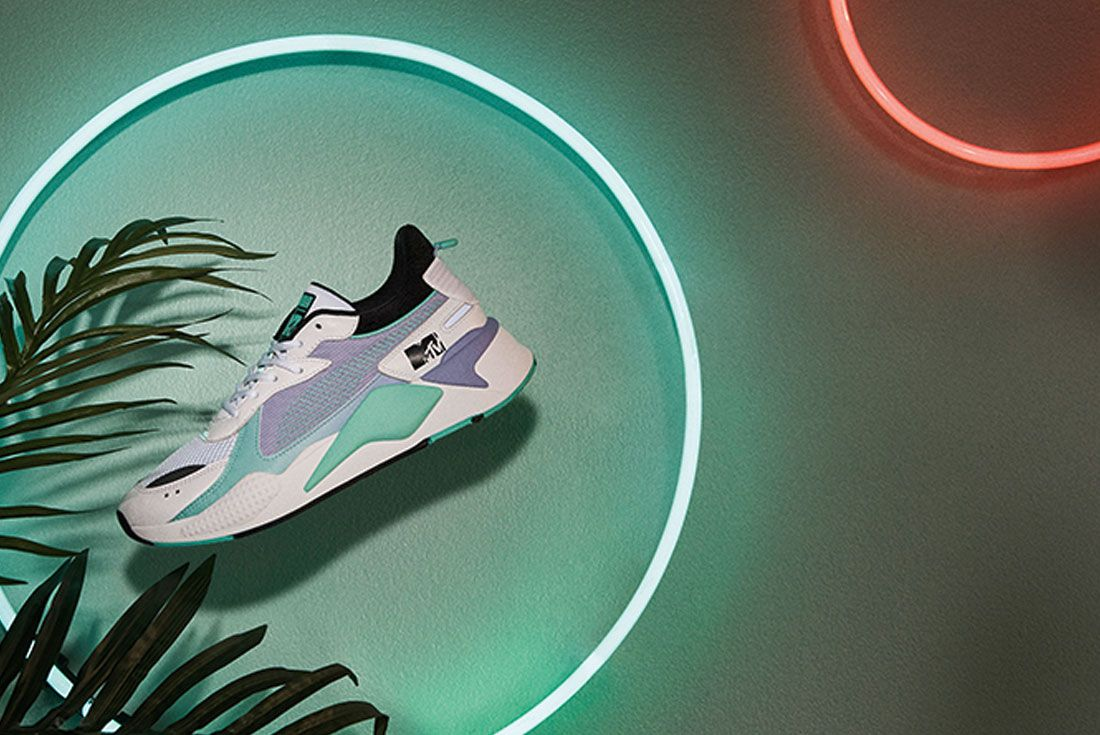Puma Mtv Rs X Tracks Circles