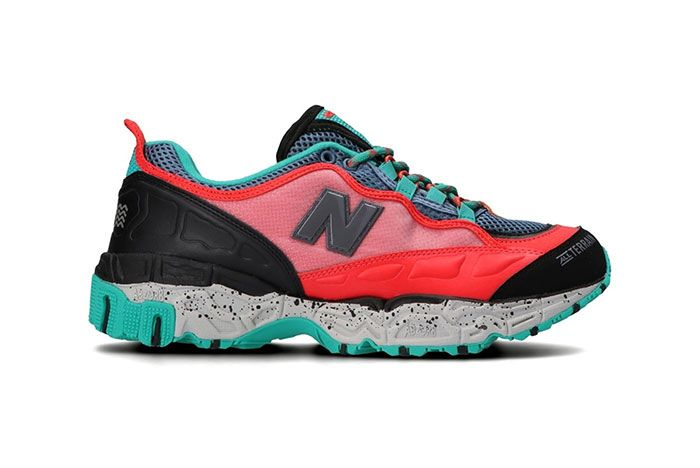 New Balance Ml801Fr Lateral