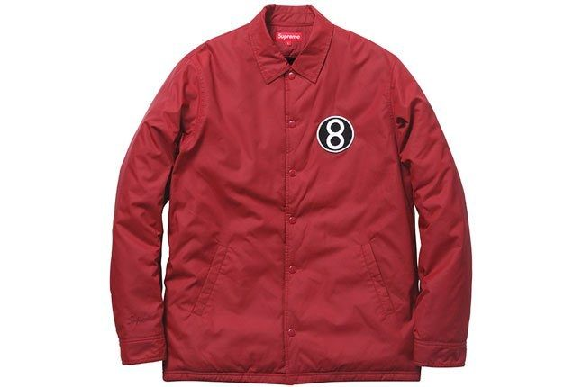 8 Ball Coach Jacket 1