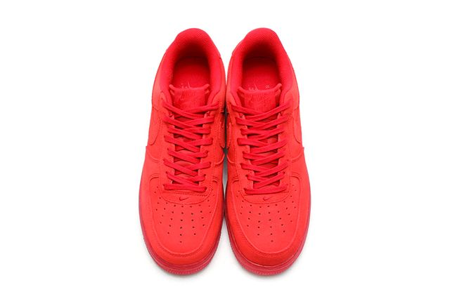 Air Force 1 Wmns All Red 3