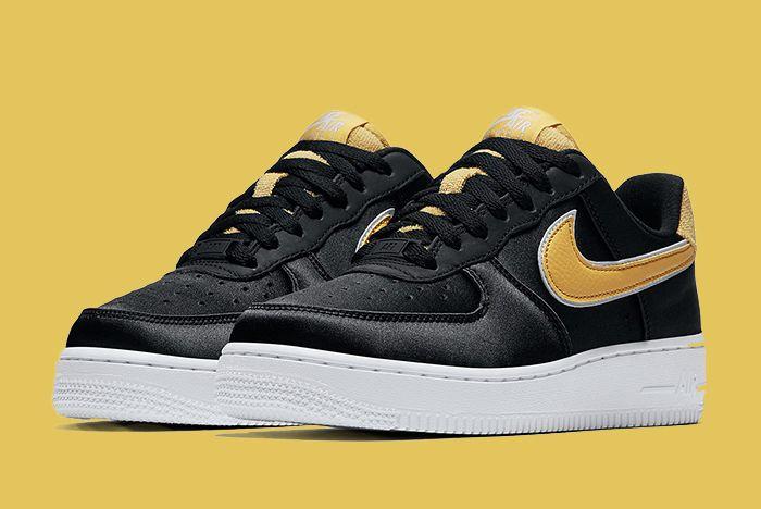 Nike Air Force 1 Low Satin Aa0287 005 1 Sneaker Freaker