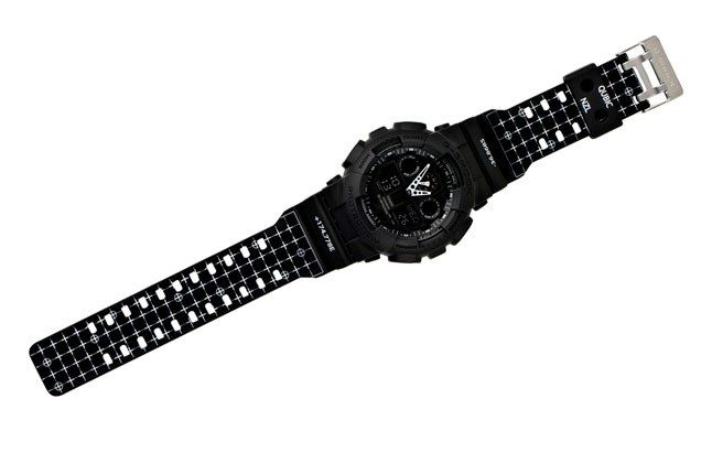Qubic G Shock The Beacon Ga 100 4 1