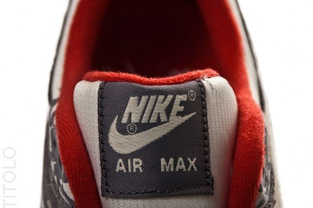 Nike Womens Air Max 1 Leopard Pack Tongue 1