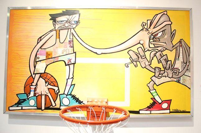 Art Of Basketball 15 1
