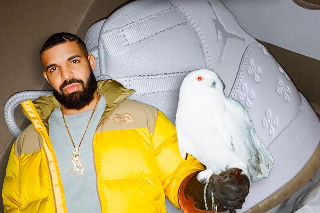 Drake OVO Air Jordan 11