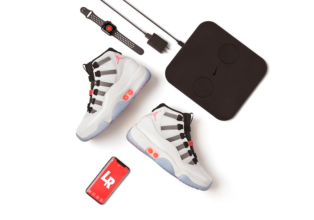 Air Jordan 11 Adapt DA7990-100