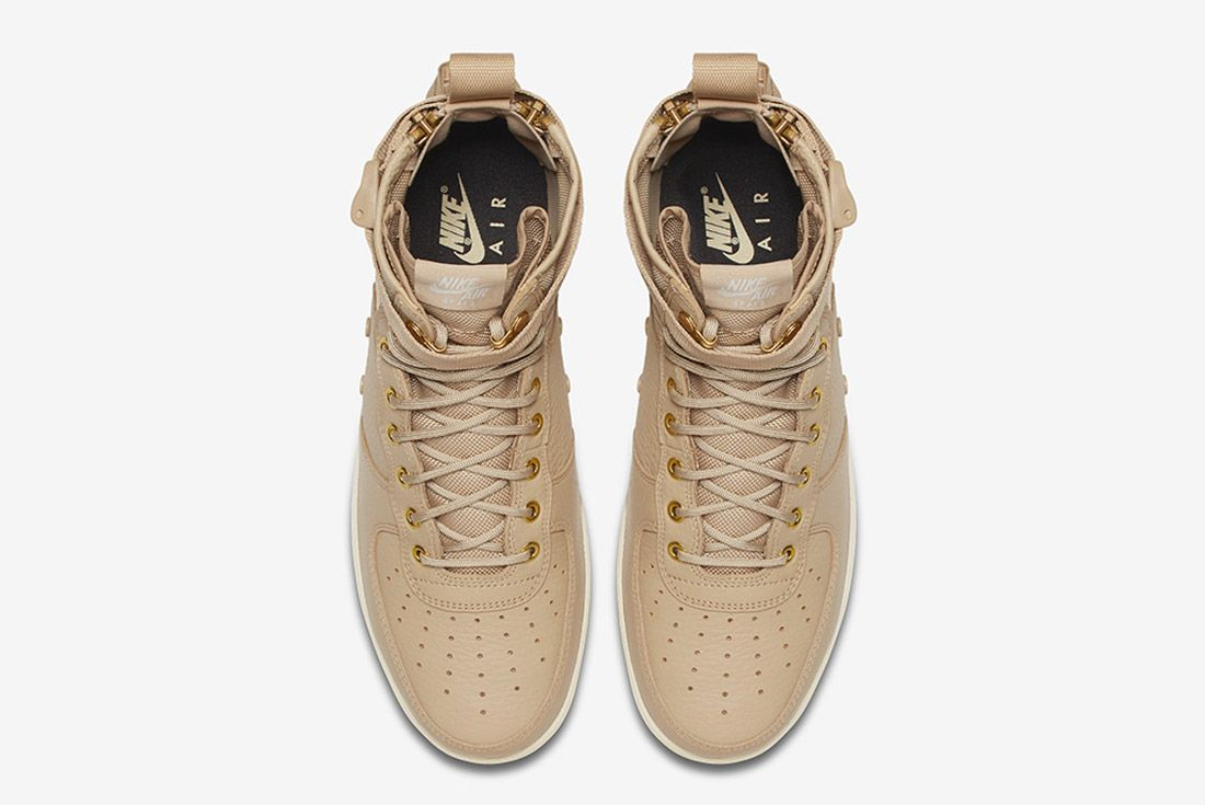 Nike Sf Air Force 1 Mushroom 4