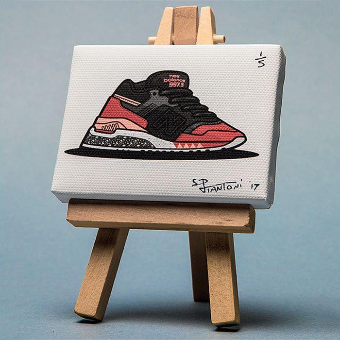 Sneaker Toons Asics 1100X1100 V2
