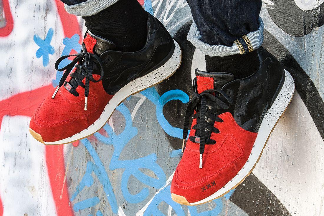 Sneaker Baas X Kanga Roos Coil R 2 Sin City6